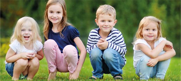 Zahnarzt Germering - Ronny Kauley - Kinderzahnheilkunde - Kinder