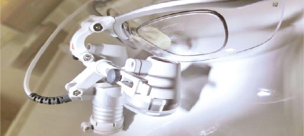 Zahnarzt Germering - Ronny Kauley - Endodontologie - Behandlungsgerät